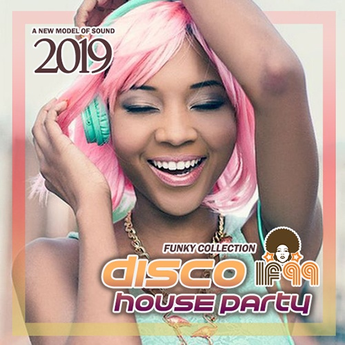 VA - Disco House Party (2019)