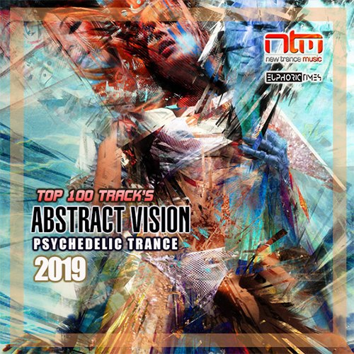 VA - Abstract Vision: Psychedelic Trance (2019)