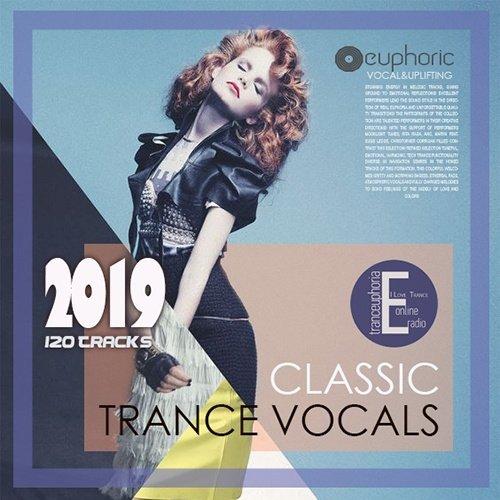 VA - Classic Trance Vocals (2019)