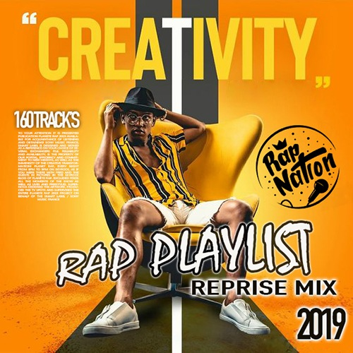 VA - Creativity: Rap Playlist (2019)