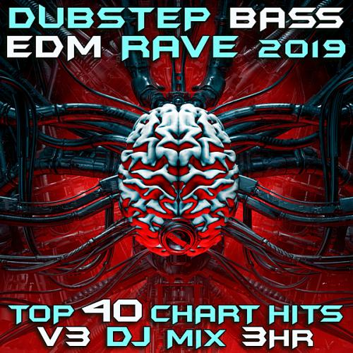 Dubstep & Breakbeat EDM Rave 2020 Top 40 Chart Hits Vol.3 (2019)