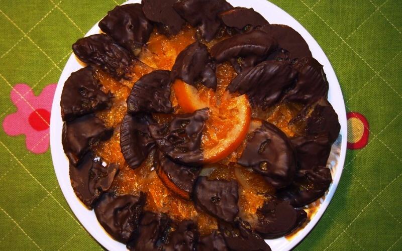 Апельсиновый рецепт