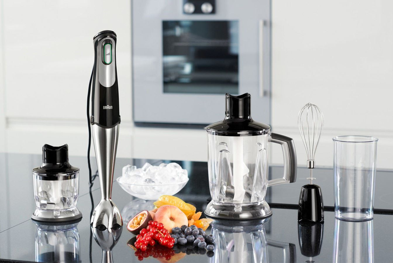Кухонная техника - только Braun: 5 причин купить официальную продукцию от немецкого бренда