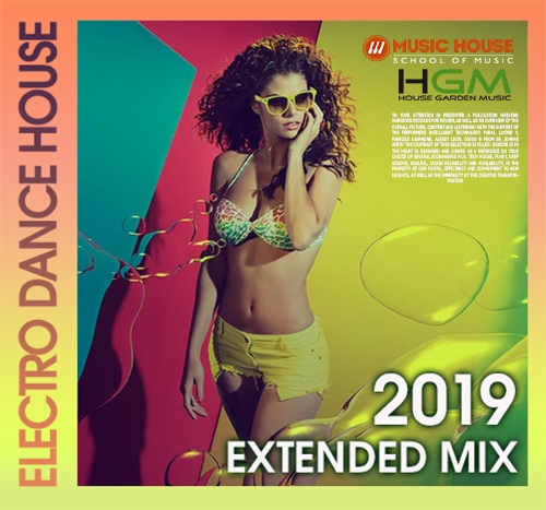 VA - House Garden Music: Edm Extended Mix (2019)