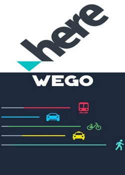 HERE WeGo - Offline Maps & GPS 2.0.13688 Mod [Android]