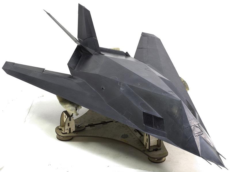 Lockheed F-117 Nighthawk. Trumpeter 1/32. F12d2d00d23feda4965d62643d348d7f