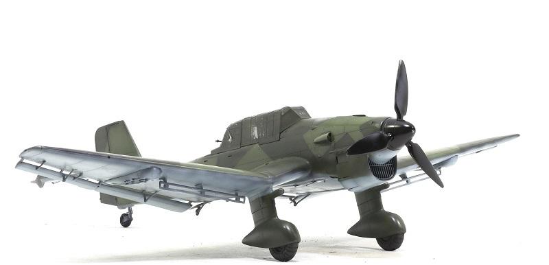 Ju-87B, 1:32, Trumpeter 0eccf82f2a06247b3816141dd4881c46