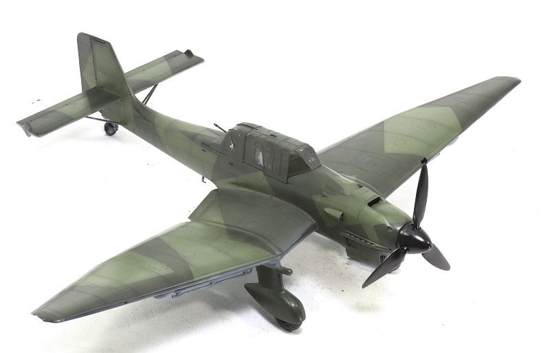 Ju-87B, 1:32, Trumpeter 12e2551ff3650be6b2c71ac060f6752d