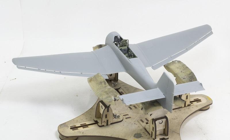 Ju-87B, 1:32, Trumpeter 5581b662002101617a376755acc24b8d