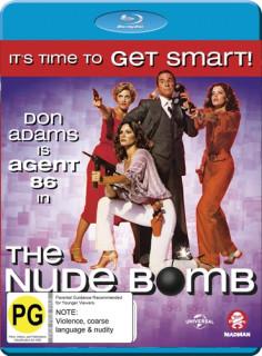 Обнаженная Бомба / The Nude Bomb (1980) BDRip 1080p