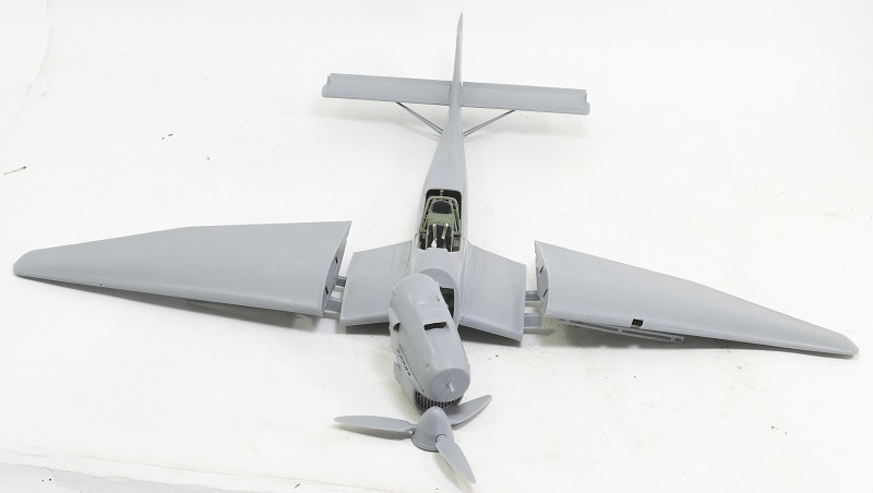 Ju-87B, 1:32, Trumpeter 8d9d2710d5b6a7f621d38b7cb43d07fe
