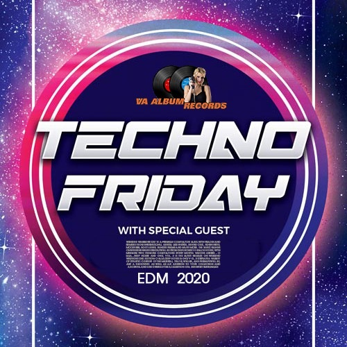 VA - Techno Friday: With Special Guest (2020)