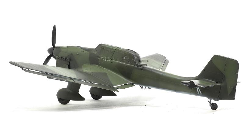 Ju-87B, 1:32, Trumpeter 9f66ece0f4f39e7b8b19b6fda243d51f