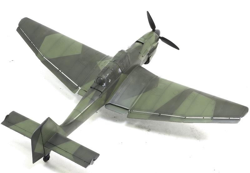Ju-87B, 1:32, Trumpeter Bfce2bba74dbee0c80b1f38434c2303a