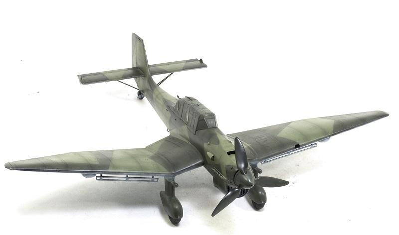 Ju-87B, 1:32, Trumpeter 08c4e70cb362469ad648c9f91bc9dc9d