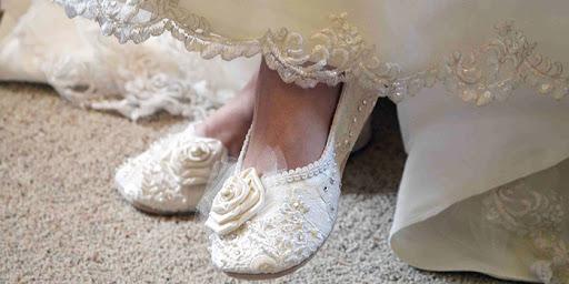 туфлі без каблука