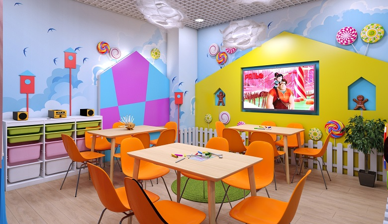 Увлекательные развивающие занятия от детского клуба-кафе «Карлсон» в Москве