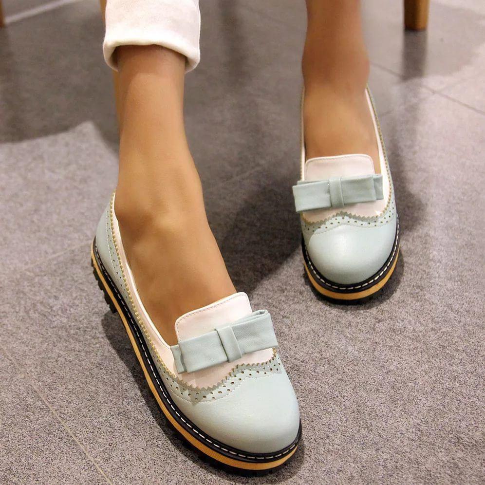туфлі жіночі без каблука