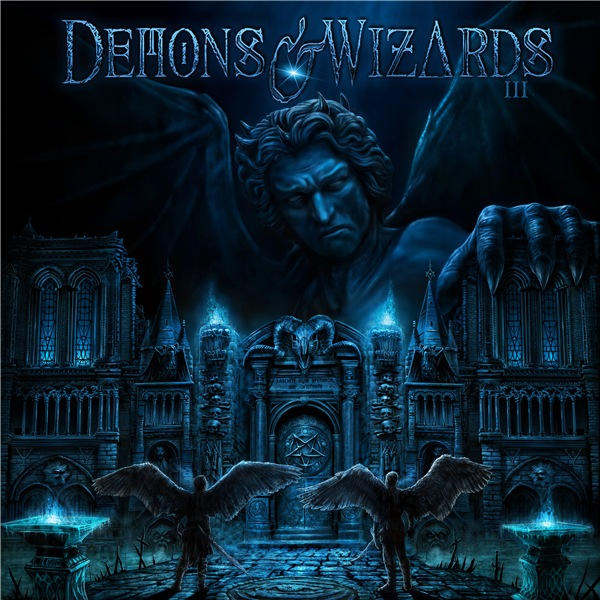 Demons & Wizards - III [2CD, Deluxe Edition] (2020)