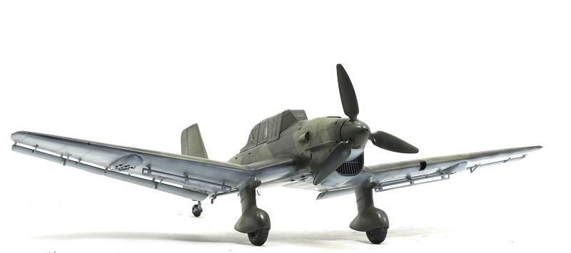 Ju-87B, 1:32, Trumpeter 4bcf178daffb3fdd0aeb51330add0146
