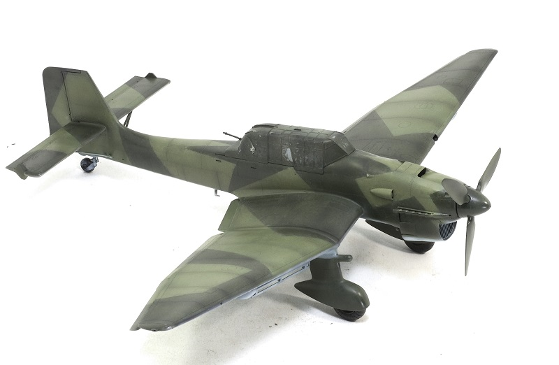 Ju-87B, 1:32, Trumpeter 4e66383ca05f207624411bce19ce822c