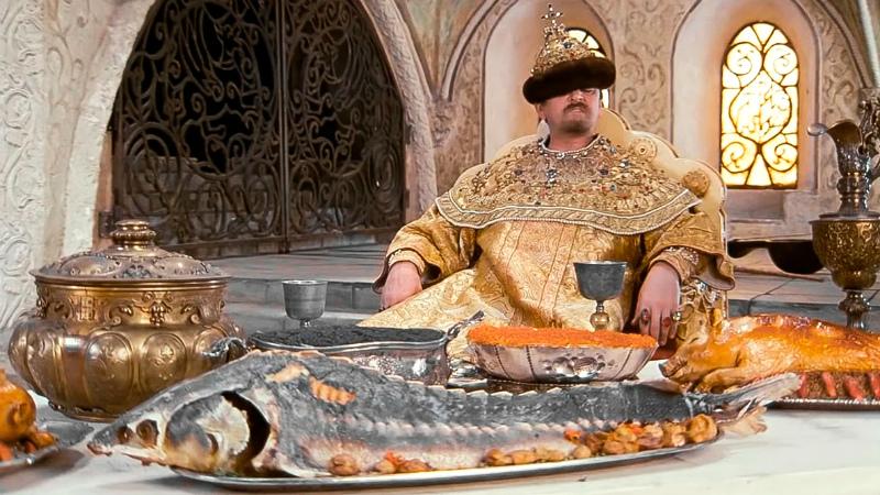 съемка проходила картинки царь трапезничает руки принадлежат
