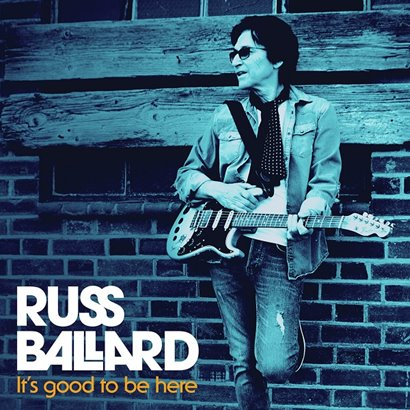 Russ Ballard - It's Good to Be Here (2020/FLAC)