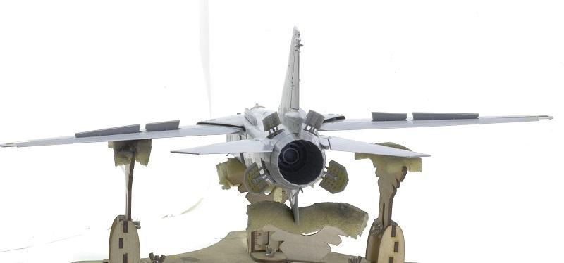 МИГ-23 МЛД Трумпетер 1/32 5fc0682f65730f5e85a26d30da2eb78d