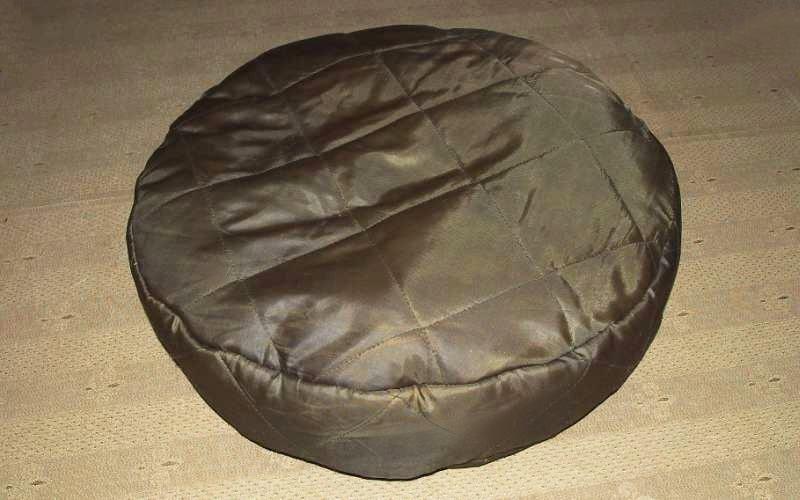 Круглые подушки