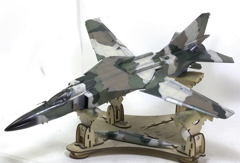 МИГ-23 МЛД Трумпетер 1/32 88de185aef1608578d8be4037cfda813