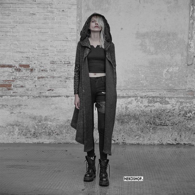 Мужские и женские черные мантии – модно и стильно