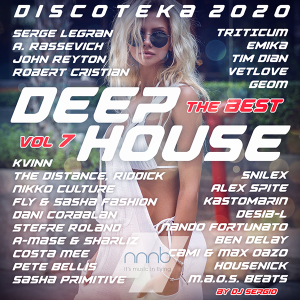 VA - Дискотека 2020 Deep House - The Best Vol. 7 (2020/NNNB)