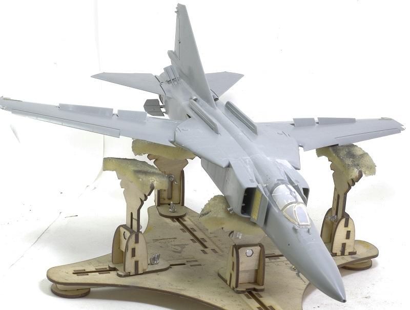 МИГ-23 МЛД Трумпетер 1/32 Babbfe181e8513dc7675c2ac0059369e