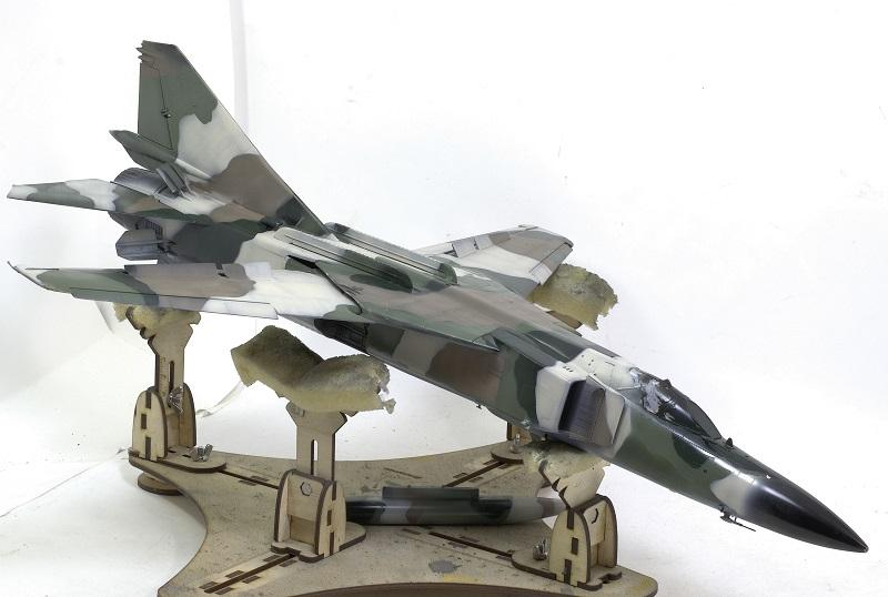 МИГ-23 МЛД Трумпетер 1/32 Bde8c98b2cac68326668ba5a12fa9687