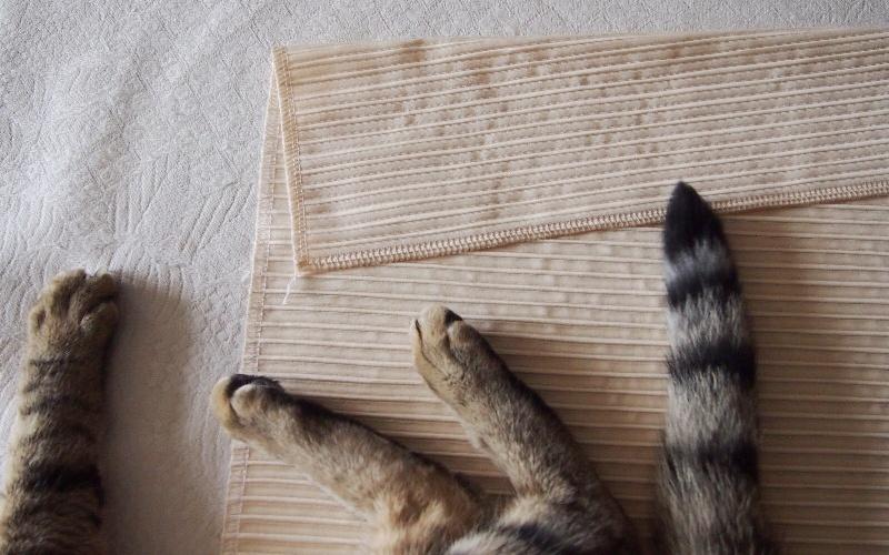 Как сшить чехол на валик