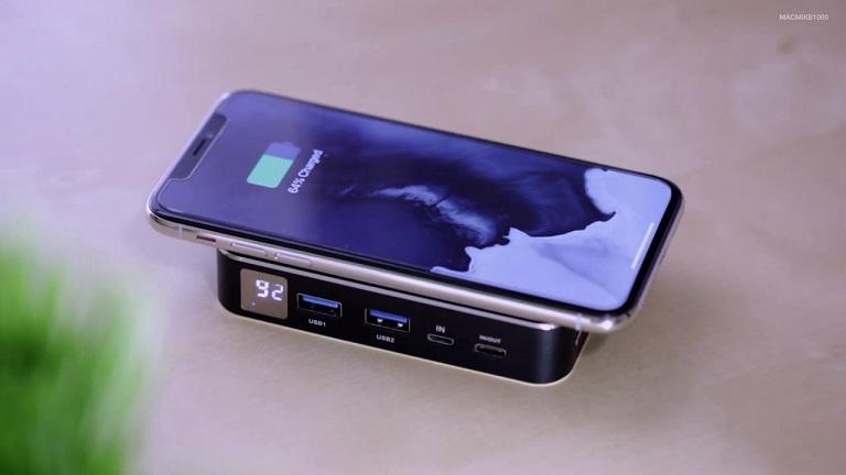 Новые технологии быстрой зарядки мобильных устройств вместе с графеновым Power Bank