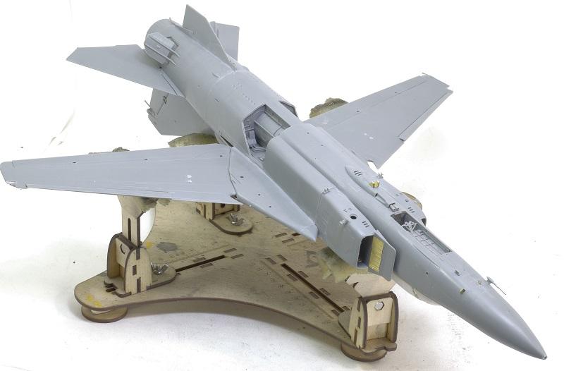 МИГ-23 МЛД Трумпетер 1/32 D41eee950453806cfec2b1b0443cba1c