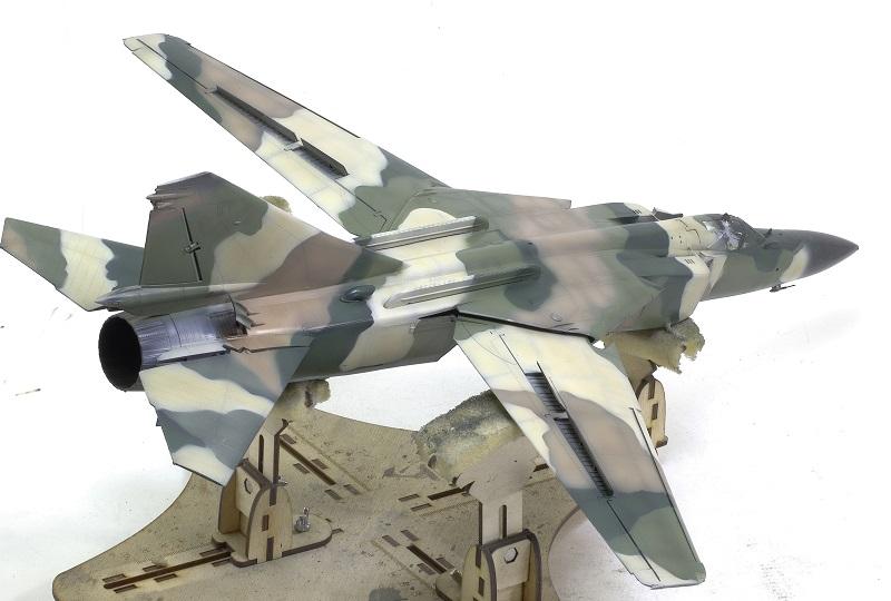 МИГ-23 МЛД Трумпетер 1/32 F936797bfb74298f80efc3b83925a62b
