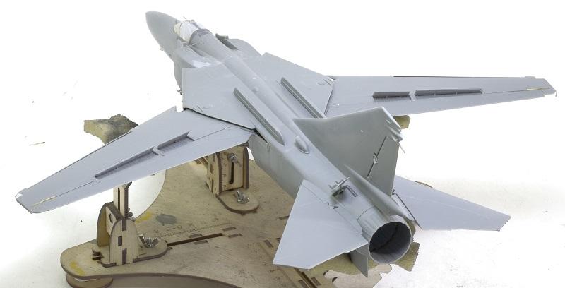 МИГ-23 МЛД Трумпетер 1/32 Fa8fca65ab7f99b5e9f971829798b60d