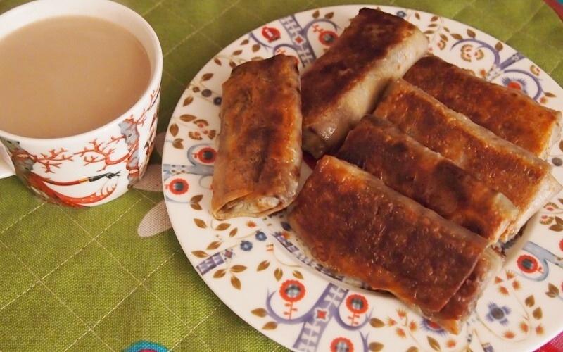 Рецепт вкусных блинчиков