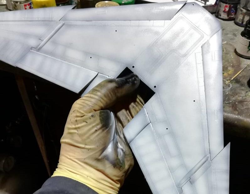 F-8E CRUSADER TRUMPETER 1/32 0d252675d75761f1efcace09a0b77bcb