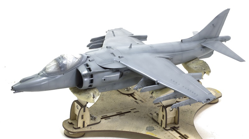BAe Harrier GR.7 (RAF service) Trumpeter 02287 1/32 19e547996dc2fd46c2715660f1d17aa4