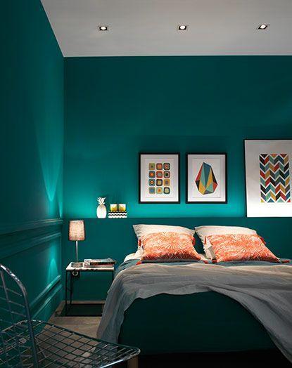Frames for dressing the headboard - Trendy Home Decorations.jpg