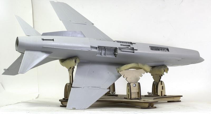 F-8E CRUSADER TRUMPETER 1/32 53b7ada35ea90e16a3277798fabb392f