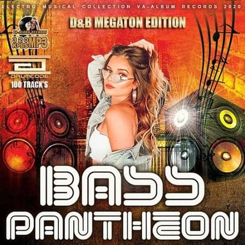 VA - Bass Pantheon (2020)