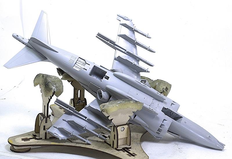 BAe Harrier GR.7 (RAF service) Trumpeter 02287 1/32 8609b8f523a21180767b23eaff6a26be