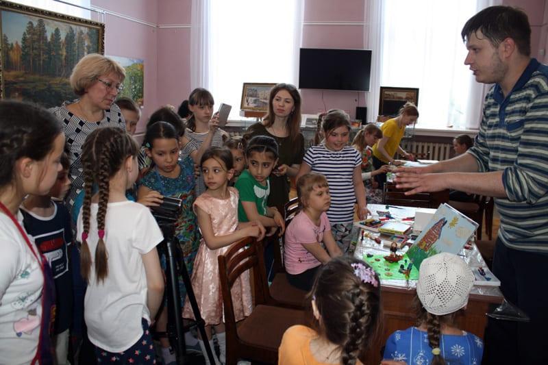 Мультипликация и анимация в Челябинске — всё о Мульт Кино Мастерской «Подарок»