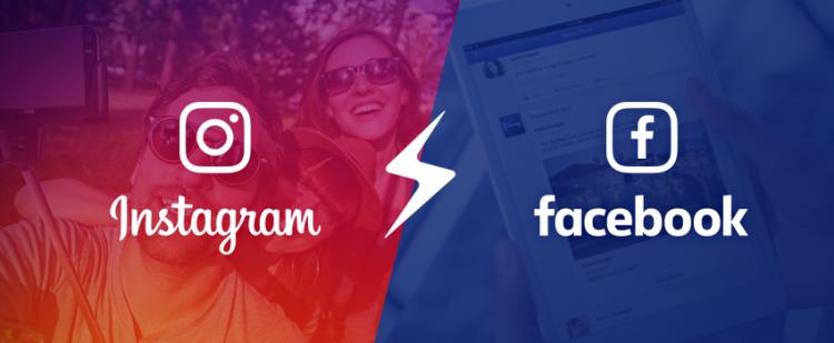 Как управлять Инстаграм через Фейсбук
