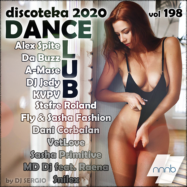 VA - Дискотека 2020 Dance Club Vol. 198 (2020/NNNB)