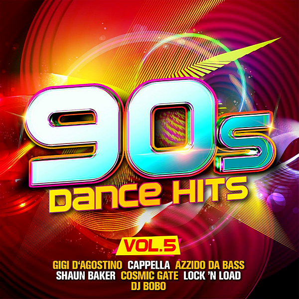 VA - 90s Dance Hits Vol.5 (2020)